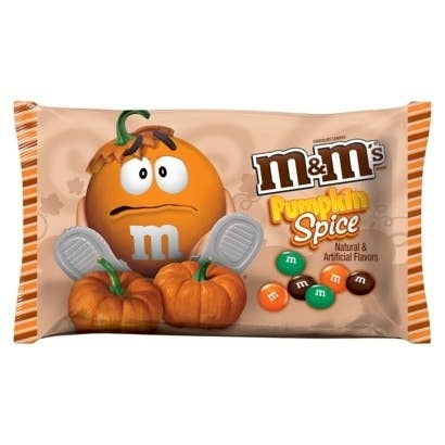 These don't even taste like Pumpkin Spice!