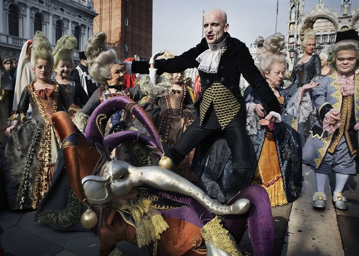"When: Feb. 14–March 4 (for 2014)Where: Venice, ItalyWhy you should go: Carnevale, or ""Carnival,"" has been a Venice tradition since the 13th century. People flock from all over the world to participate in the masked celebrations, arguably making it one of the best parties on Earth."