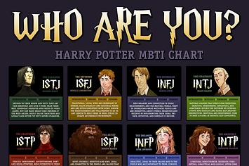 personality quizzes harry potter