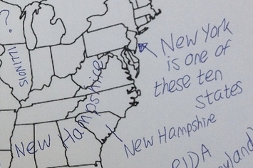 It\'s Thanksgiving So We Asked Brits To Label The United States — We ...