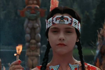 Wednesday Addams Meme Funny : 18 times wednesday addams was the hero young girls needed
