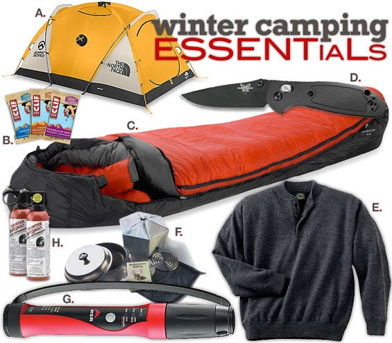 Another cheap option: Rent your gear from REI.