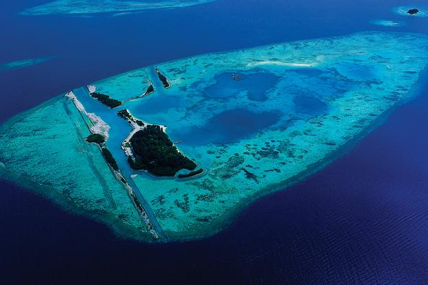 Thousand Islands (Kepulauan Seribu) in the North of Jakarta's coast.