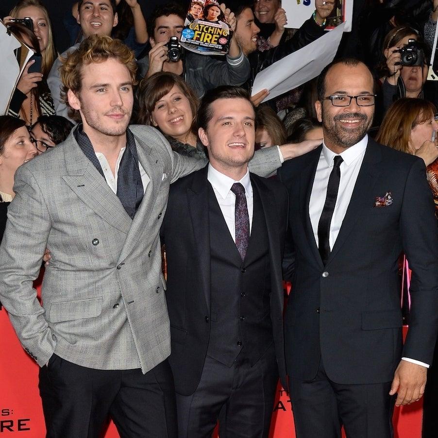 Sam Claflin, Josh Hutcherson, Jeffrey Wright