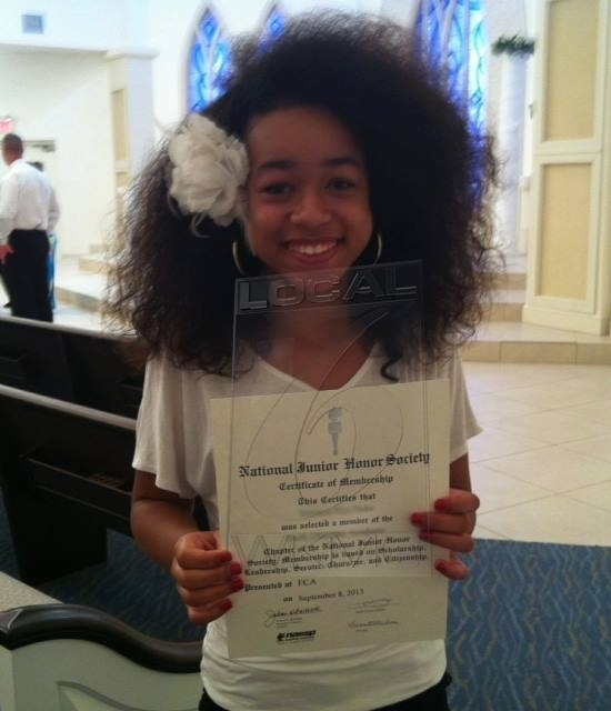 Completely Adorable 12-Year-Old Might Face Expulsion Over Her Awesome Natural Hair
