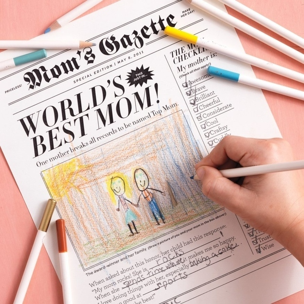 What should i get my mom for her birthday?