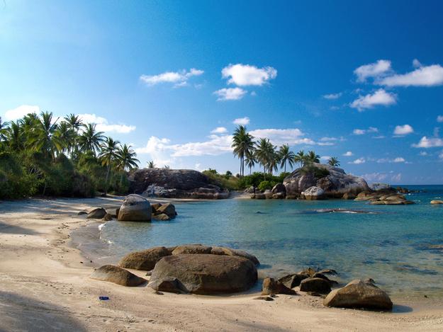 Bangka - Belitung Islands.