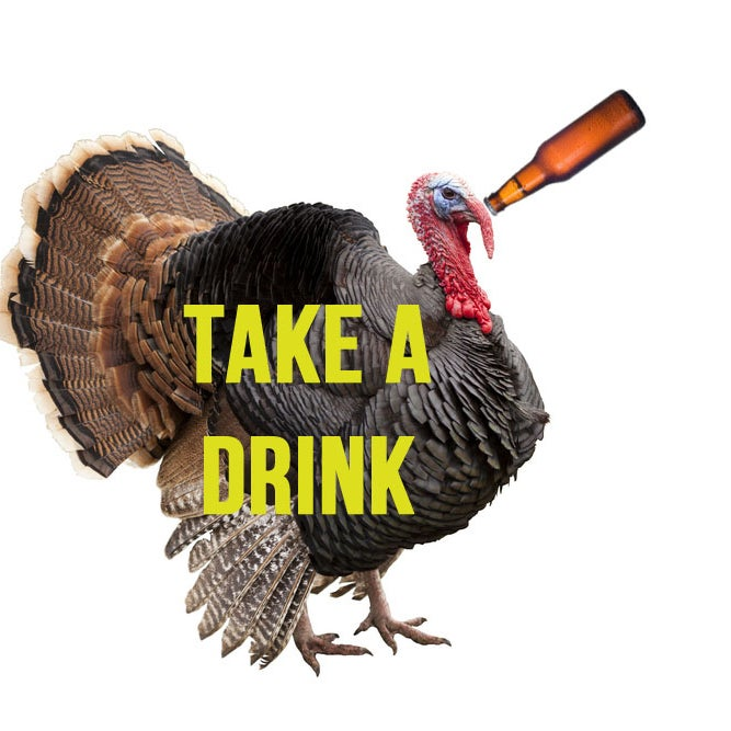 Thanksgiving Drinking: The Ultimate Thanksgiving Drinking Game