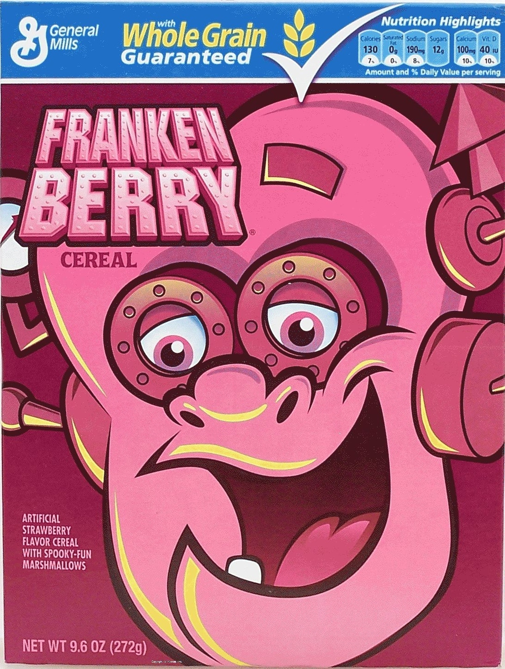 A Definitive Ranking Of The Best Cereal Mascots