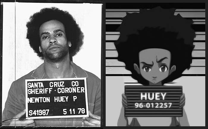 The Afro Hair Do - Then, and Now