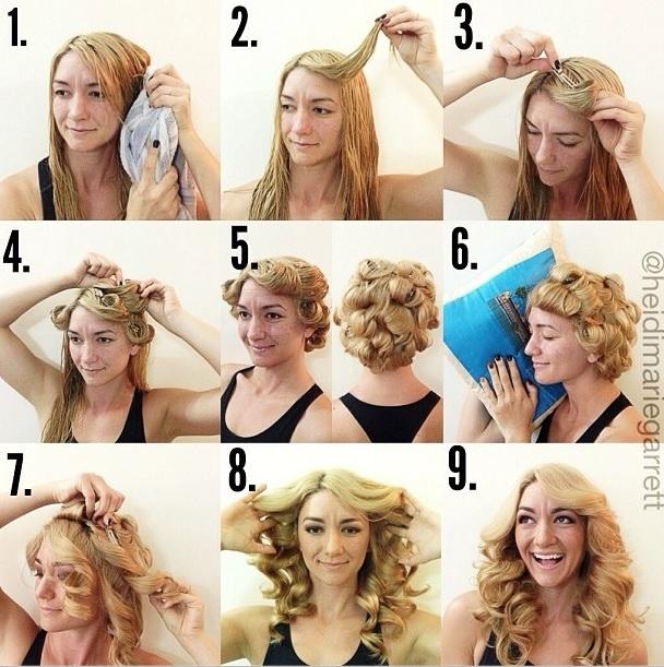 Brilliant 22 No Heat Styles That Will Save Your Hair Short Hairstyles Gunalazisus