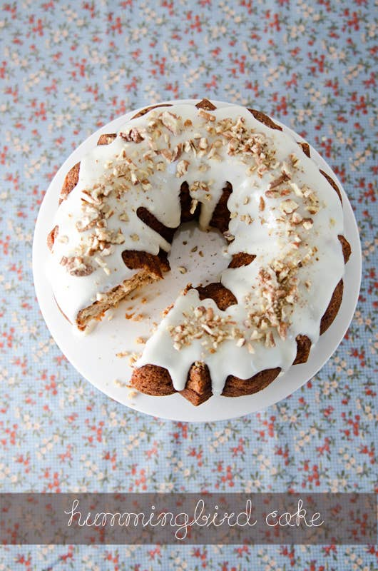 Like all cakes, this Southern specialty is even better as a bundt. Get the recipe.