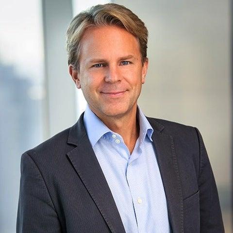 Bloomberg Media CEO Justin Smith