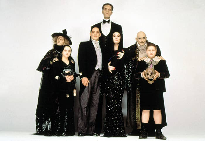 The Addams Family Values Cast Reveals Behind The Scenes Secrets 20