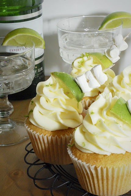 The quintessential British drink, turned cupcake. Yes please. Get the recipe here.