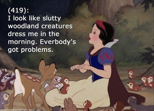 Disney Princesses like you've never seen them before.