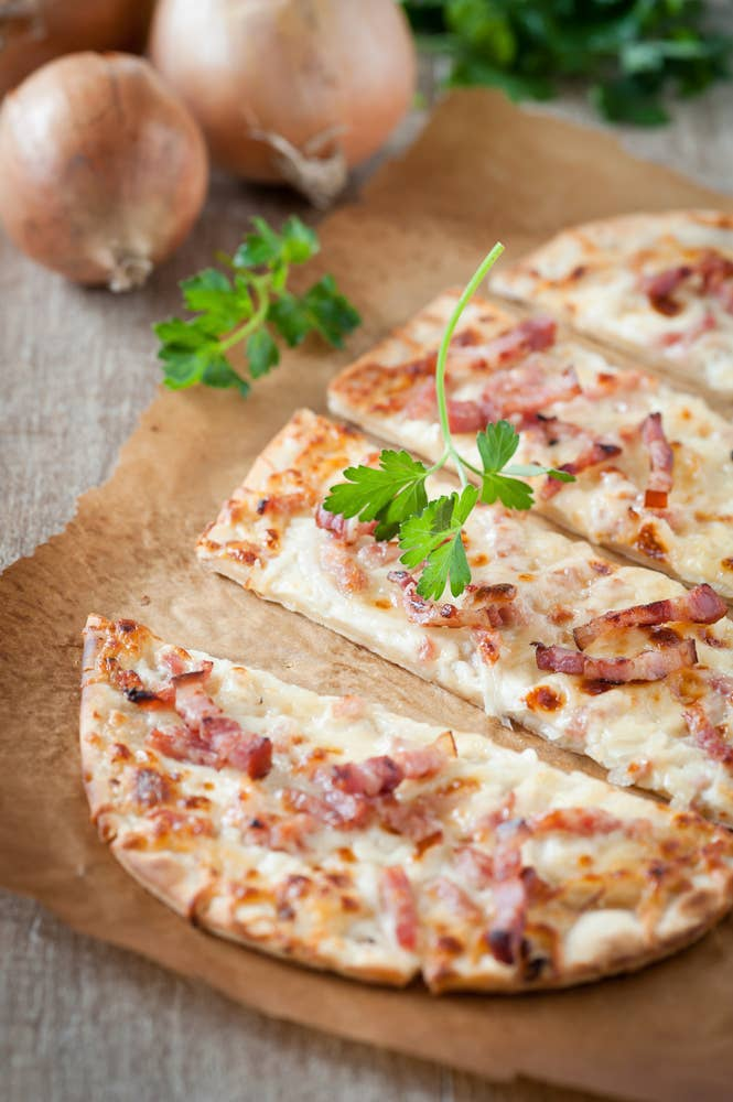 Pizza Tannenbaum.44 Classic French Meals You Need To Try Before You Die