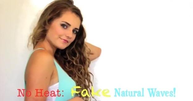 Marvelous 22 No Heat Styles That Will Save Your Hair Short Hairstyles Gunalazisus