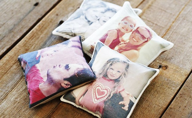 Pro tip: you can count on major extra girlfriend points if you make these out of pictures of your BF as a kid.
