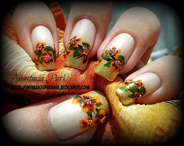 Pretty What Does Nail Fungus Look Like Symptoms Thick Shiny Gold Nail Polish Flat How To Keep Nail Polish From Chipping How Do You Do Nail Art Youthful Nail Polish Holder BrightTips For Water Marble Nail Art 23 Snazzy Nail Ideas For Thanksgiving