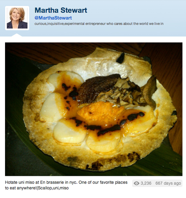 enhanced buzz 22416 1384803159 0?downsize=715 *&output format=auto&output quality=auto someone needs to tell martha stewart her food tweets are disgusting,One Has To Go Food Meme
