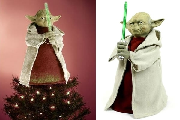 Perhaps the easiest to find, Yoda is sold on Amazon.