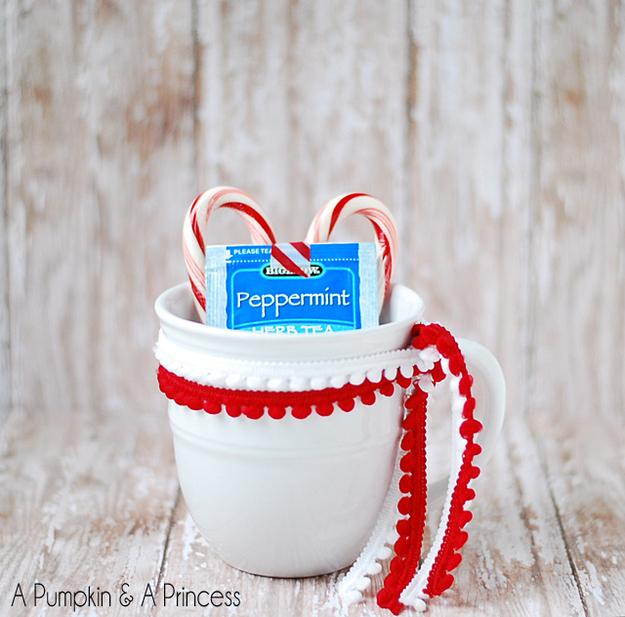 1. Peppermint Tea Gift
