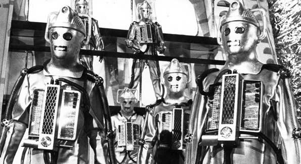 Arguably Patrick Troughton's most important story as the Doctor was his first; The Power of the Daleks, in which the show had to prove that it could not only replace its leading man but make him a completely new character in the process. Sadly, no copies still exist, while The Tomb of the Cybermen still exists in its entirety. And what an entirety. Although the Cybermen had been seen twice before, Tomb gives the monsters much more depth, menace and some backstory. There is some terrific acting going on as well, and production values are clearly much higher than just three years previously. The second two episodes suffer slightly from a lack of pace, and characterisations are occasionally clumsy, but this serial was such a success both at the time and in retrospect that it has influenced much of what came after.Key scene: The Cybermen break out of their tombs.