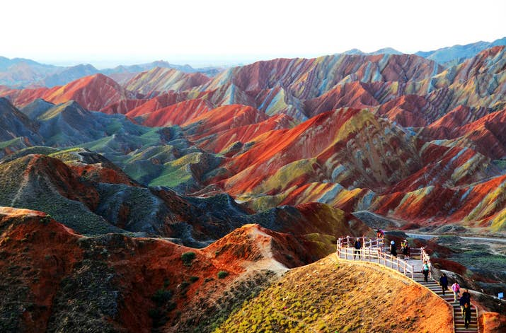 Surreal Places To Visit Before You Die - 24 unbelievable places you must see before you die