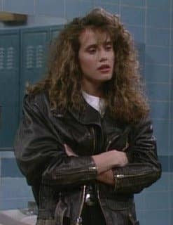 Tori was a badass. This was apparent by the leather jacket she wore indoors at all times. She was also sort of a main character for 10 minutes.