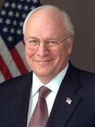 This Dick controlled a freaking President. He was also able to do a spot-on smirking bastard look every time a camera was in the room.