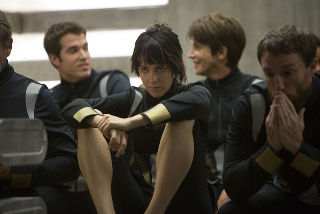 """How Jena Malone Got Away With Two F-Bombs In """"The Hunger ..."""