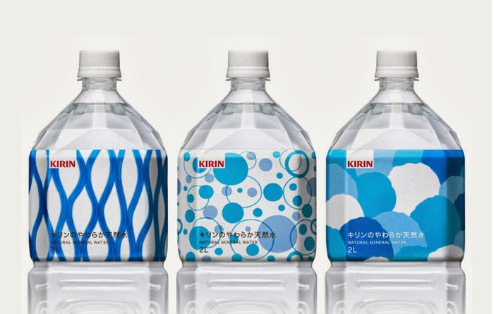 The Asian beverage brand gets a fresh, geometric new look.