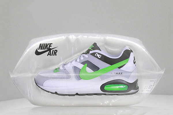 "An apt ""shoebox"" for Nike Airs."