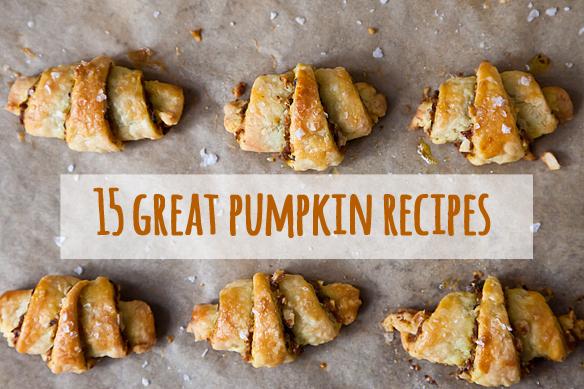 15 Greatest Pumpkin Recipes