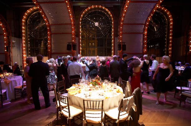 13 amazing alternative nyc wedding venues share on facebook share junglespirit Choice Image