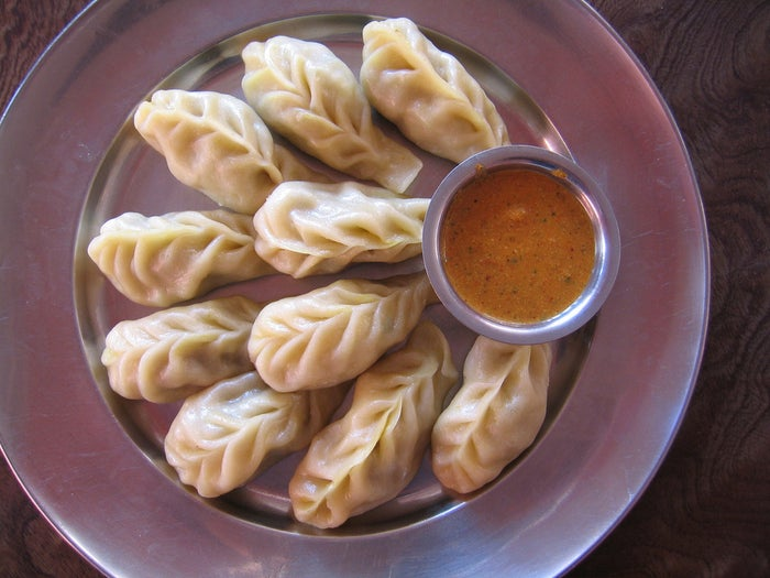 What It Is: A variation on the traditional dimsum, native to the North Eastern states that border Nepal (where the dish originated), eaten with a fiery red chutney. Perfect For: A quick mid-evening snack.Feels Like: Kicking your shoes off after a long day and settling into your couch for hours of TV.