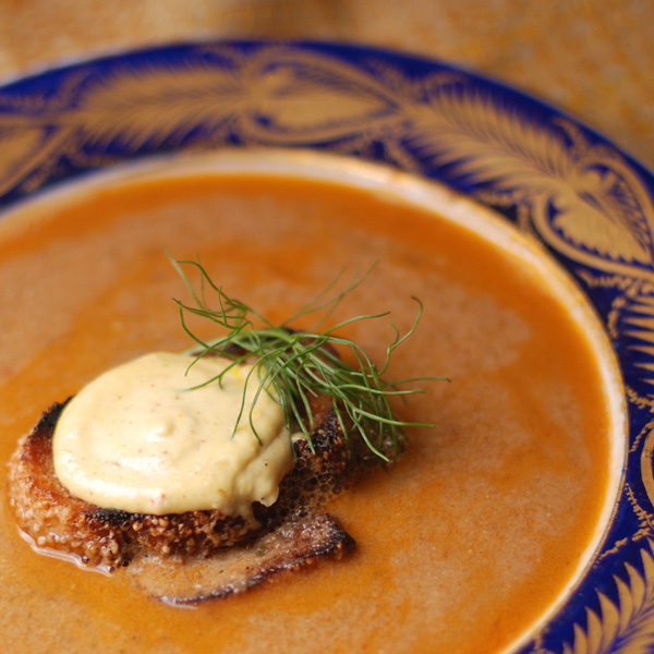 Soupe de Poisson à la Rouille  44 Classic French Meals You Need To Try Before You Die enhanced buzz 838 1385758440 11