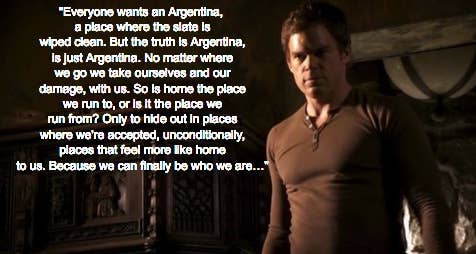 Best Life Lesson Quotes That Dexter Morgan Ever Taught Me