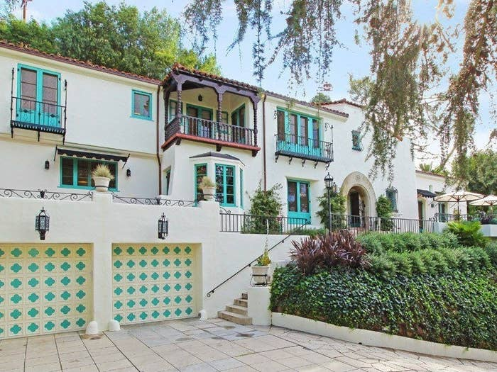 "The ""Modern Family"" star has bought a Spanish colonial in Los Feliz that was once owned by Gwen Stefani. No doubt it will be a super private property for Ferguson and his longtime beau and newly betrothed husband, Justin Mikita, to enjoy married life.Ferguson paid $4.55 million for the 4-bedroom, 4.5-bathroom home that's set back off a private driveway on more than half an acre. The white stucco exterior gives way to indoor/outdoor living spaces including a pool, spa and generous patio areas overlooking the lushly landscaped yard.Stefani and husband Gavin Rossdale owned the place from 1998 until 2007, when they sold to ""The 70's Show"" co-creator Mark Brazill. He sold the place in 2008, and the new owners have given the property a remodel that stays true to the home's period-style interior design.Ferguson owns another home in the Silver Lake area of Los Angeles, but time will tell whether the newlywed comic actor will part with that property. In the meantime, Ferguson has made the leap into the Los Feliz zip code that has been luring plenty of Hollywood celebrities, including Kristen Stewart and Michael C. Hall.Want to be Ferguson's neighbor? See more Los Feliz real estate currently for sale."