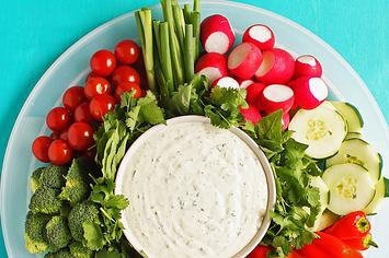 23 Delicious Dips For A Veggie Platter