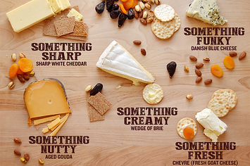 & How To Put Together A Great Cheese Plate At A Regular Supermarket