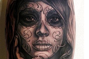 25 Jaw Droppingly Amazing Portrait Tattoos