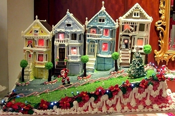 Enjoyable 20 Unbelievable Gingerbread Houses Youll Want To Live In Download Free Architecture Designs Scobabritishbridgeorg