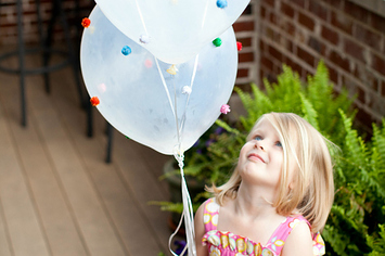 19 impossibly cool crafts for kids that adults will want for Cool things to do with balloons