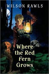 There's nothing like an animal story to get the ol' tear ducts working overtime, and Where the Red Fern Grows is a classic of the genre. Fun fact: The book was marketed to adults in its initial publication, but after languishing on bookshelves for six years, an agent arranged for the author to speak at a conference for librarians and schoolteachers, who were offered copies of the book. It then experienced a surge of popularity among young adults that has lasted well into the twenty-first century.