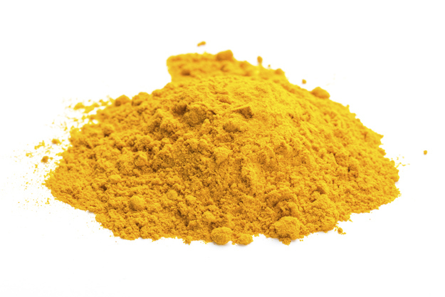 In case you run out of Neosporin, use turmeric.