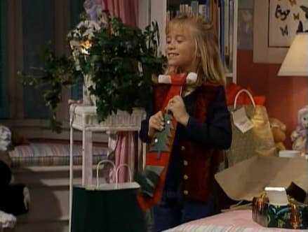 Full House Christmas Episodes.37 Wtf Moments From The Full House Christmas Episode
