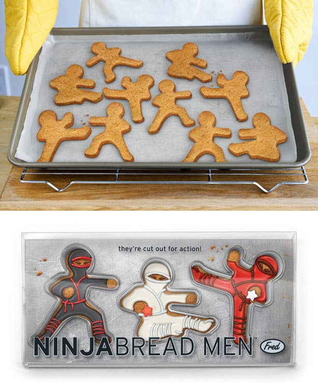 19 Legitimately Awesome Cookie Cutters