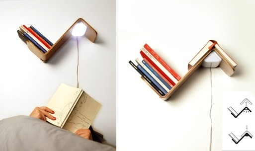 Automatic Reading Light